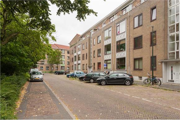 Woonhuis Mendelssohnplein