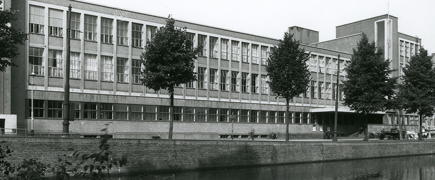 School: HTS / KABK Prinsessegracht (bouwkunde)