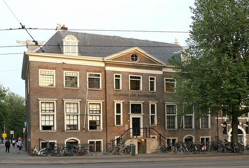 Werk Academie van Bouwkunst (Architectuurteam + docent architectuurgeschiedenis)
