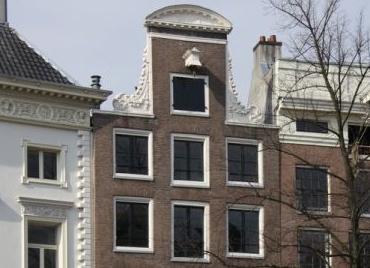 Werk Keizersgracht 450 (Architectengroep '69) [o.a. restaurant AZVU]