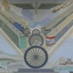 1981 de Illusie van de  vooruitgang: Peter Alma in het Amstelstation (studentenwerkgroep VU, Kunstlicht 1981 nr.2-3)
