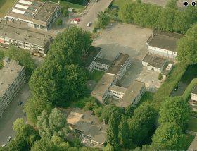 Schoolgebouw MUWI systeem