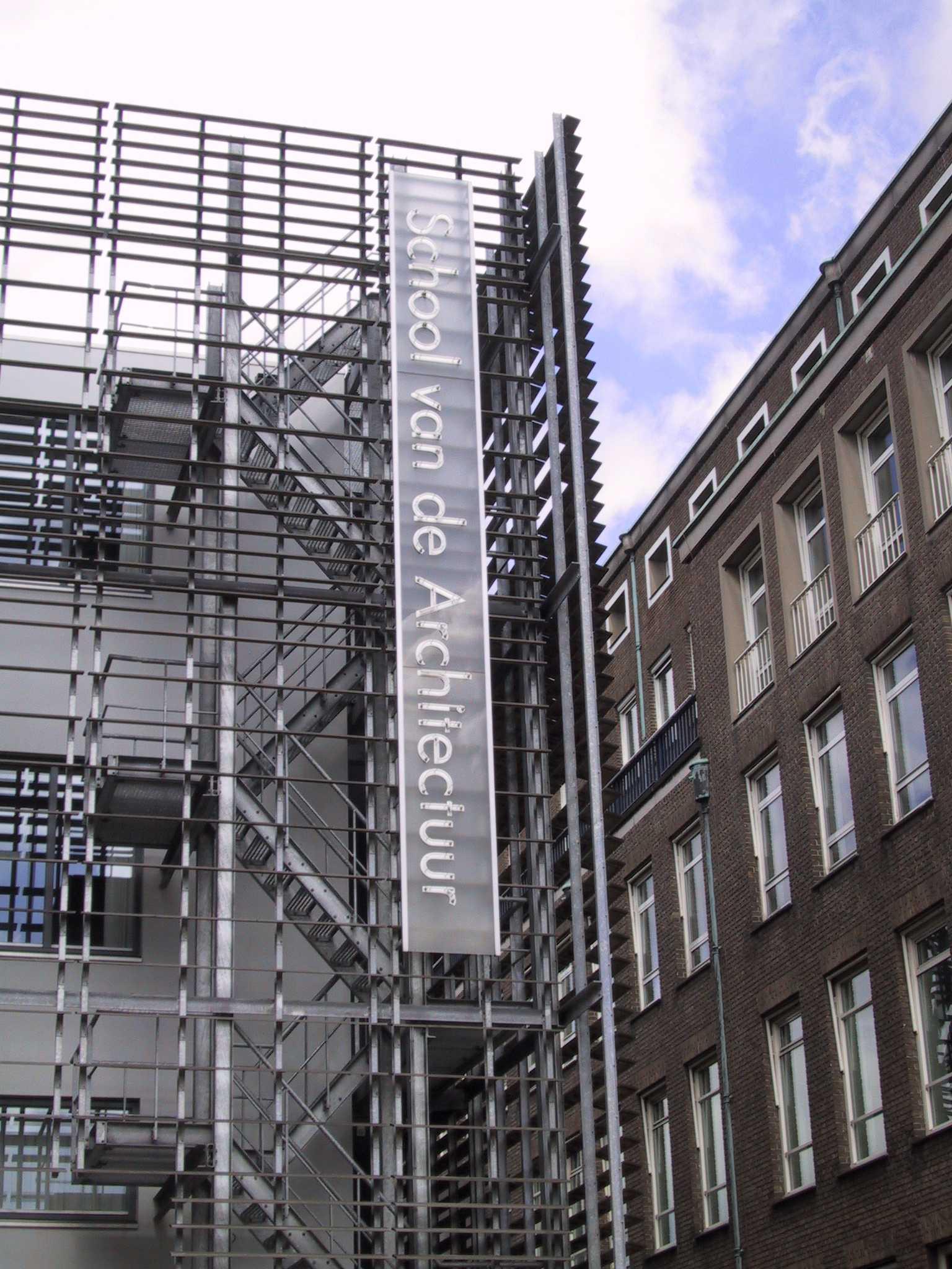 Werk - Academie van Bouwkunst (docent architectuurgeschiedenis)